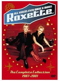 Cover Roxette - All Videos Ever Made & More - The Complete Collection 1987-2001 [DVD]